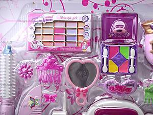 Набор косметики и аксессуаров «Юная леди», 10401, игрушки