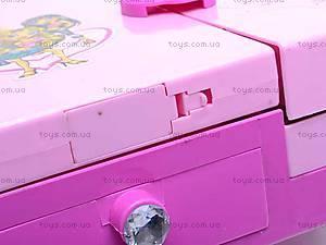 Набор косметики с музыкой и светом, V62990C, toys.com.ua