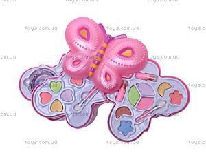 Набор косметики в форме бабочки, V2360A