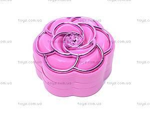 Набор косметики в форме розы, 30472, купить