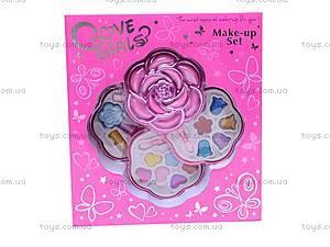 Набор косметики в форме розы, 30472, фото