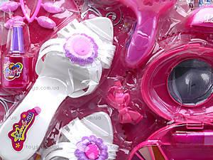 Набор косметики с туфельками для детей, 888-91G, игрушки