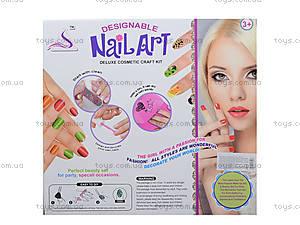 Набор косметики для ногтей Nail Art, 87028, детские игрушки