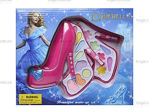 Детский набор косметики «Золушка» в коробке, V79666G5, фото