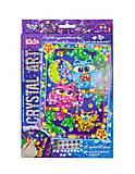 Набор креативного творчества «CRYSTAL ART KIDS: Совы», CArt-01-09, отзывы