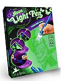 Набор креативного творчества «Neon Light Pen» Сова, NLP-01-01, отзывы