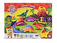 "Набор креативного творчества ""Тесто для лепки ""Master Do. Динозавры"", TMD-10-04, купить"