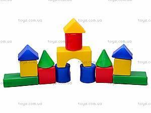 Набор кубиков «Городок», , фото