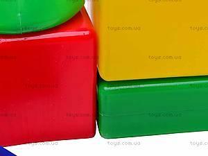 Набор кубиков «Городок», , отзывы