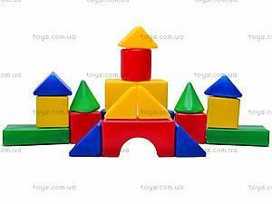 Набор кубиков «Городок»,