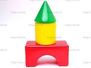 Набор кубиков «Городок», маленький, , фото