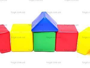 Набор кубиков «Городок», маленький, , цена