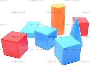 Набор кубиков «Хуторок», маленький, 627, фото