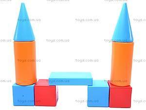 Набор кубиков «Хуторок», маленький, 627, цена