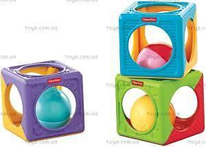 Набор кубиков с шариками Fisher-Price, Y6977, купить