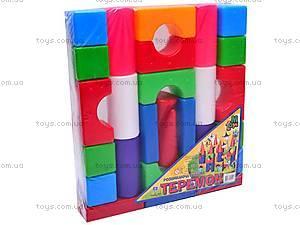 Набор кубиков «Теремок», , игрушки