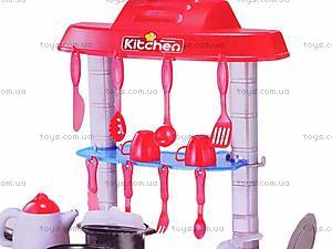 Набор «Кухня» с плитой и аксессуарами, 663F, отзывы