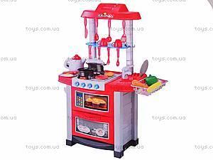 Набор «Кухня» с плитой и аксессуарами, 663F, цена