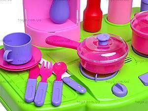 Набор «Кухня с посудой», JL2011C, игрушки