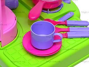 Набор «Кухня с посудой», JL2011C, магазин игрушек