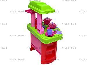 Набор «Кухня с посудой», JL2011C, toys.com.ua