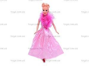 Набор Кукла модница с аксессуарами, 801A