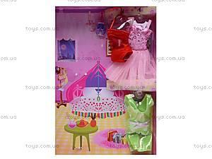 Набор «Кукла с аксессуарами», 89182, фото