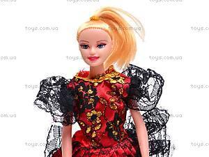 Набор «Кукла с платьями», 888А/В-1, игрушки