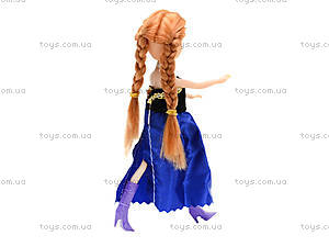 Детская кукла «Ледяное сердце», 335, купить