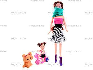 Набор кукол «Мама с дочкой», 66156, отзывы