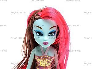 Набор кукол Monster High, 12 штук, 8828, игрушки