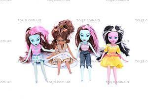Набор кукол Monster High, 666-2