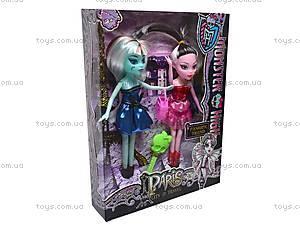 Набор кукол Monster High для детей, 112-3, игрушки
