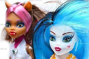 Набор кукол Monster High для девочек, 344-6A, toys