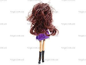 Набор кукол типа Monster High с аксессуарами, 0603, игрушки