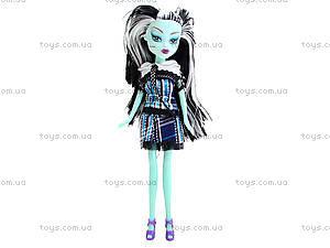 Набор кукол типа Monster High с аксессуарами, 0603, детские игрушки