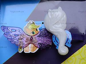 Набор кукол-пони с аксессуарами, 8655M-3B, детские игрушки