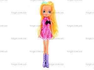 Детская кукла-пони, KQ012-C, игрушки