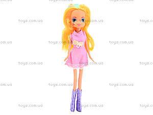 Детская кукла-пони, KQ012-C, магазин игрушек