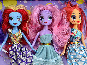 Игрушечная кукла-пони, 6 штук, 8031A, купить