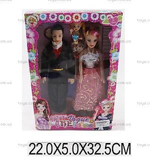 Набор кукол «Семья Барби», 9511B