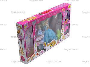 Детский игровой набор кукол «Семья», MZ323D, отзывы