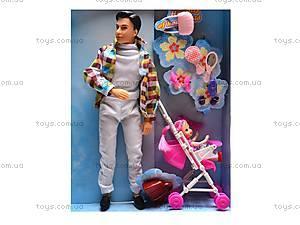 Набор кукол «Семья», с Кеном, 83105, отзывы