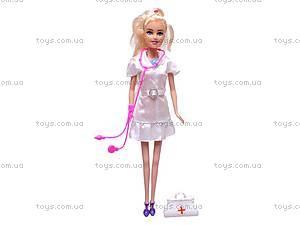 Набор кукол «Семья врачей», 8238, игрушки