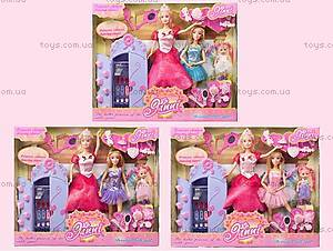 Набор кукол типа «Барби», с мебелью, 83106