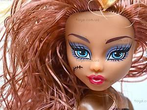Набор кукол типа «Monster High», JCQ23-5, игрушки