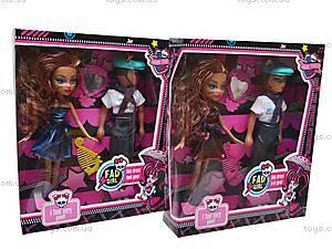 Набор кукол типа «Monster High», JCQ23-5, детские игрушки