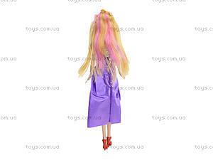 Детская кукла «Золушка», 8059A, фото