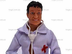 Набор кукол в костюме доктора, 20996, фото