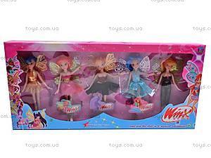 Набор кукол Winx, 3633, игрушки